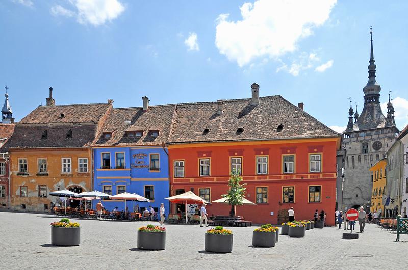Romania-2202 - Citadel Square
