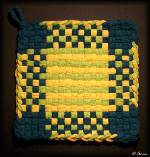 Woven Potholder © | by Lionhearted_