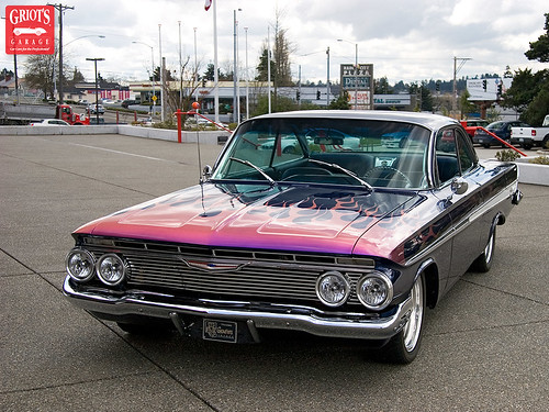 Handbook 352: 1961 Chevy Impala | by Griot's Garage