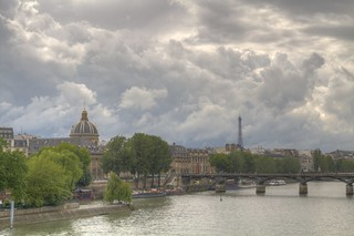 Paris La Seine 1 | by kevinarchaeo