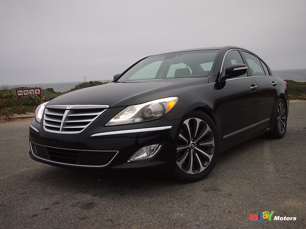 2012 hyundai genesis 5 0 r spec ebay motors ebaymotors flickr. Black Bedroom Furniture Sets. Home Design Ideas