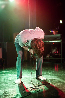 John Maus @ Scala, London 14/08/12 | by The405