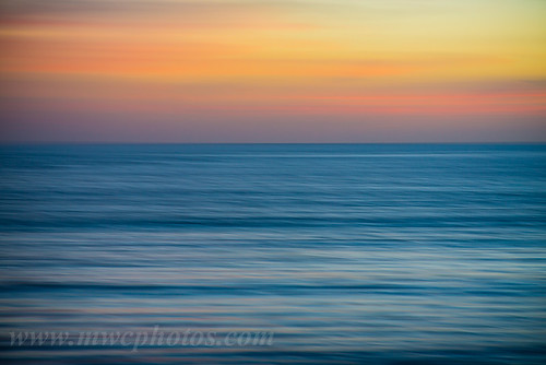Abstract Sunset | by Matt Currier Photography