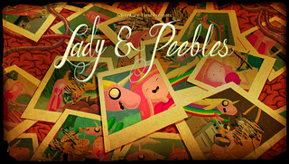 """Lady & Peebles"" Title Card 