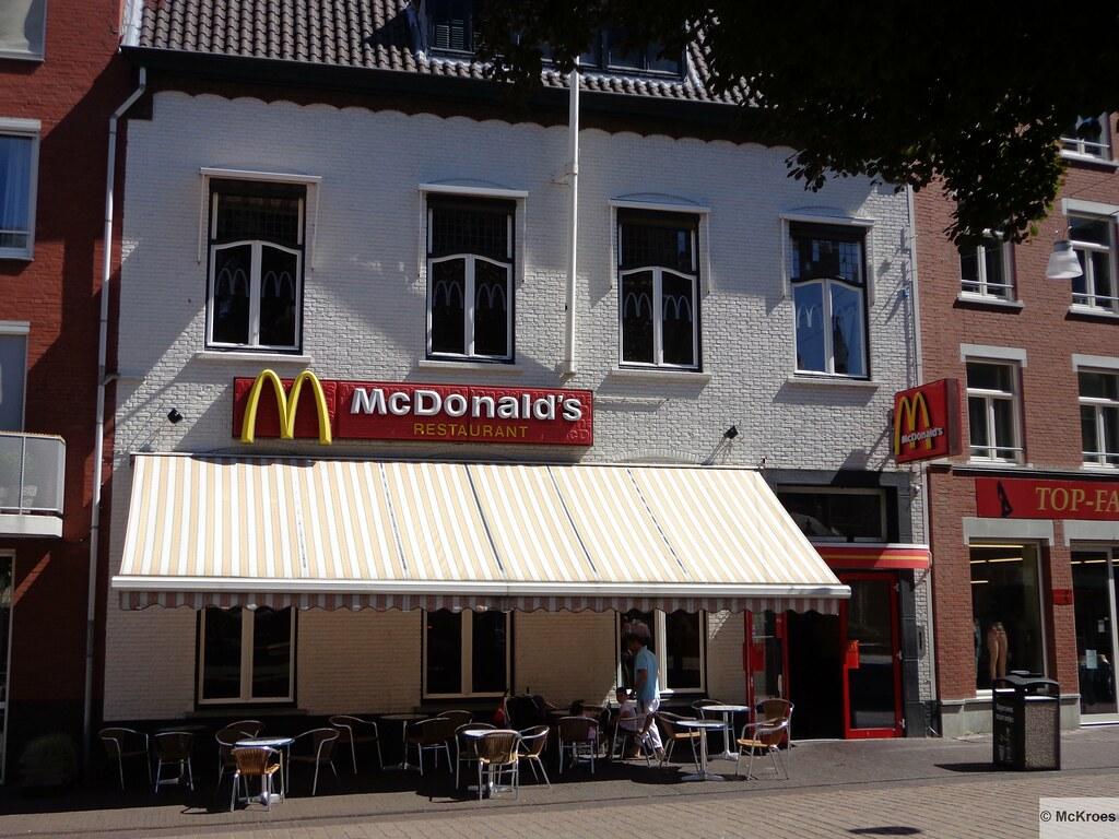 mcdonald 39 s roermond hamstraat 54 the netherlands flickr. Black Bedroom Furniture Sets. Home Design Ideas