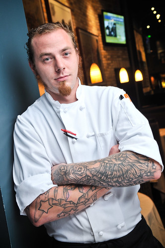 Executive Chef Derik Moran | by Dakota Jazz Club and Restaurant