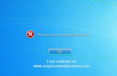 forgot win 7 password