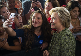 September 19, 2016 - Philadelphia, PA. | by Hillary Clinton