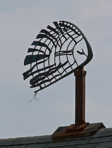 Fish weathervane | by bsouthj