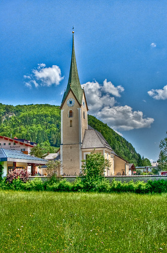 Austrian church HDR | by andy77s