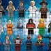 Minifigures Heroes 2013