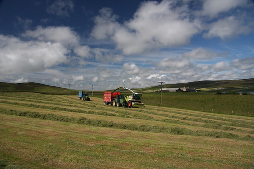 Silage work | by Westquoy