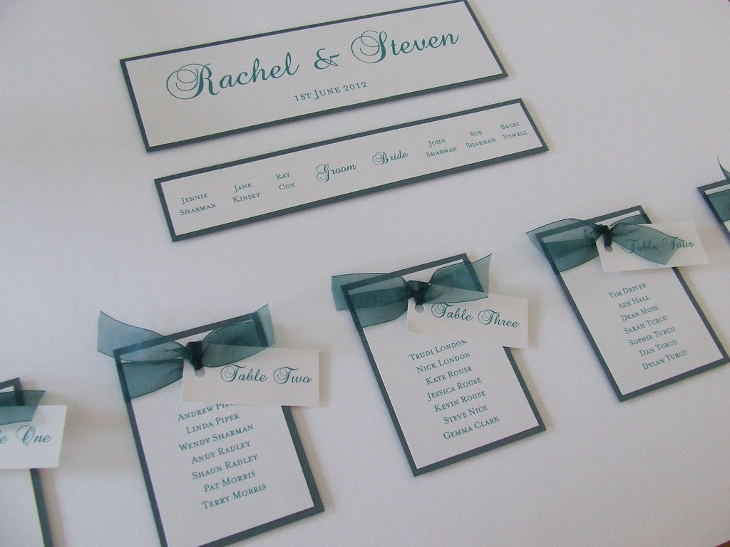 Image Result For Wedding Table Plans