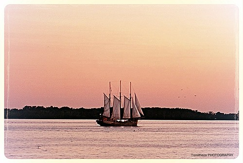Sail Ship | by Tomitheos