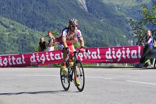 La Toussuire Tour De France