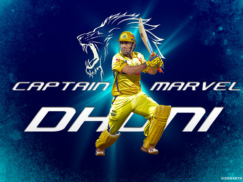 Dhoni Csk Wallpapers Hd: Hi I Am Siddharth And I Love