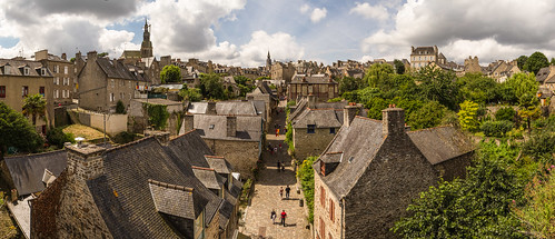 Dinan Panorama | by blieusong
