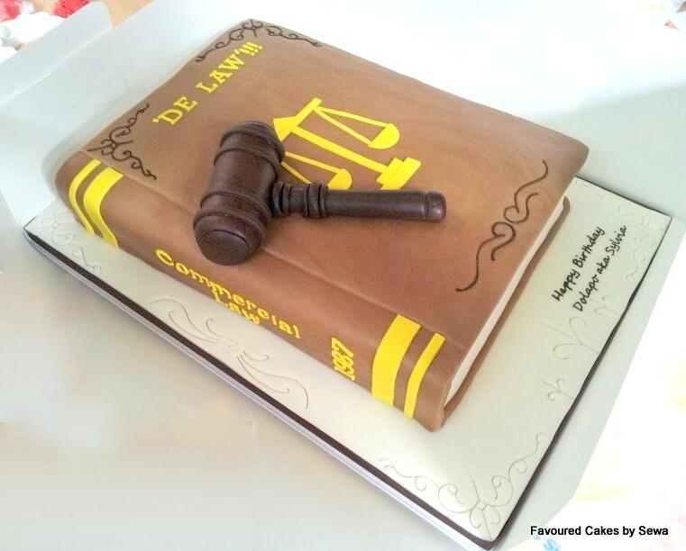 Birthday Cake Images For Advocate : Lawyer cake 2 Sewa Soremi Flickr