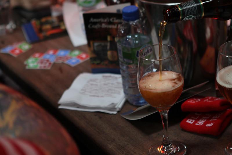 Craft Beer Tasting Bridge Of Allan