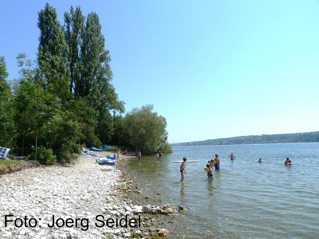 D 78497 Reichenau Strandbad Am Bodensee Im Juli 2012 Flickr