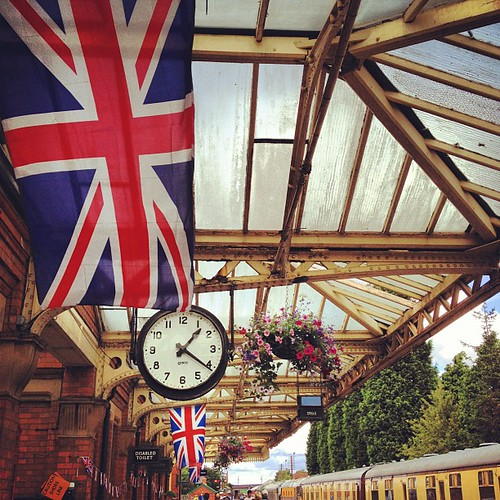 Loughborough Grand Central Station | by horrigans