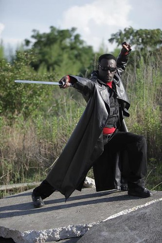 Blade: Clone of Wesley Snipes | by MorpheusBlade