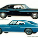 1971 Pontiac LeMans Sport 4 and 2 Door Hardtop