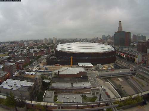 Barclays Center Arena - 20120805_0608 | by atlanticyardswebcam02