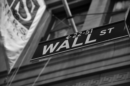 Wall Street 1 | by Mike Czumak