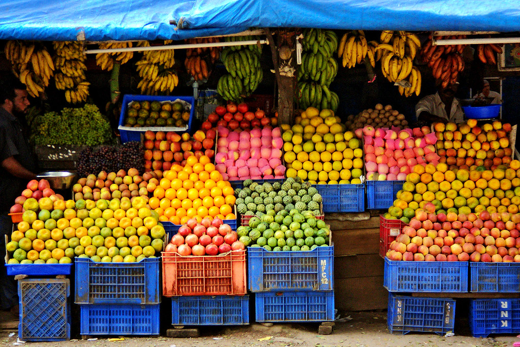 The Fruit Stand Happy Fasting My Friends