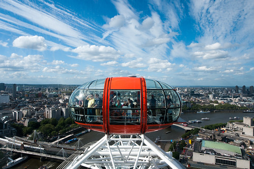 London Eye Pod | by djking