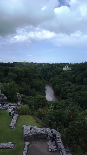 View from Cilgerran Castle | by IMP1