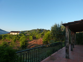 View from the villa | by simon_sherlock