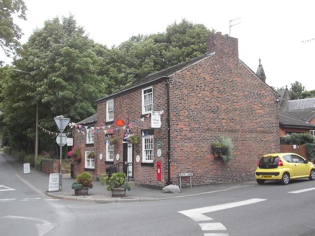 Newburgh Tea Rooms Wigan