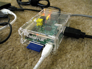Raspberry Pi | by Ryan Finnie