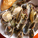 Steamers | in Broth with Shallots | The Seahorse Tavern | Upper East Side, NYC