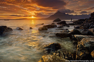 The Fires of Elgol | by GuyBerresfordPhotography.co.uk