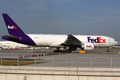 FedEx - Federal Express Boeing 777-FS2 N852FD FRA 23-08-12 | by Axel J. ✈ Aviation Photography