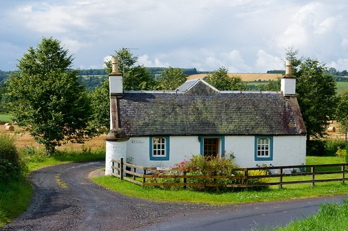 Our house in the summer | by Photographic View Scotland