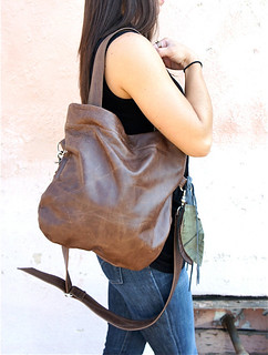 leather bag | by the style files