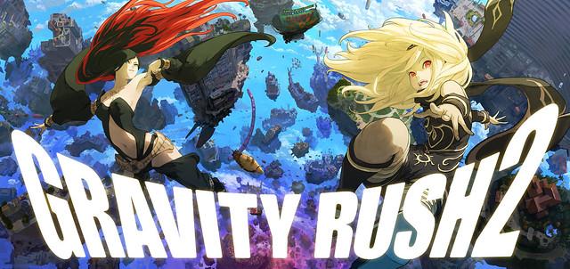 『GRAVITY RUSH 2/重力異想世界完結』發售日發表!