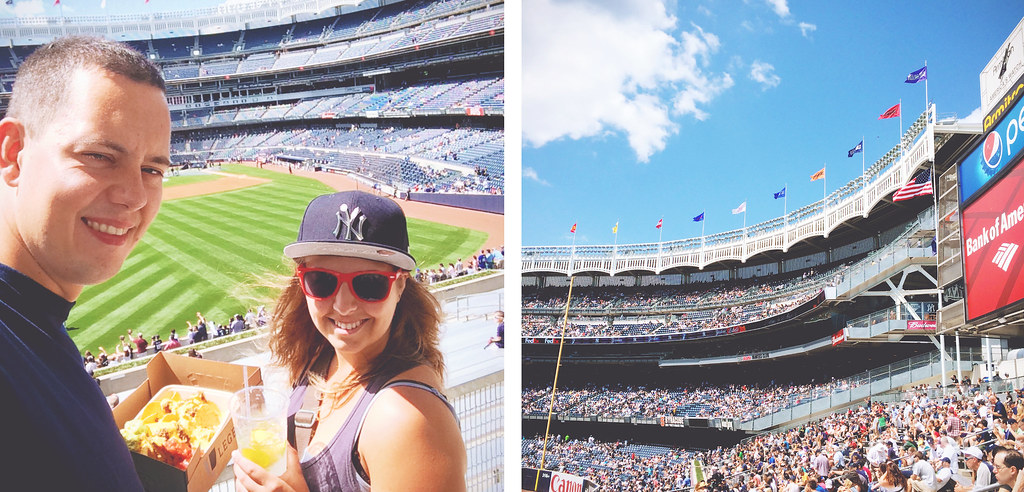 7x fijn in New York - ga naar een Yankees game | via It's Travel O'Clock