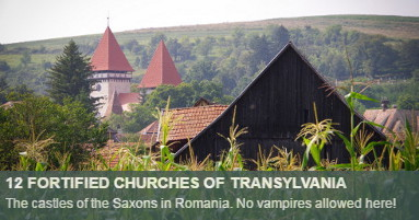 Fortified Churches Transylvania