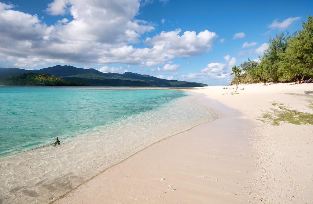 Mystery Island Mystery Island Vanuatu 2nd Stop On