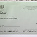 My 1st cheque from photography