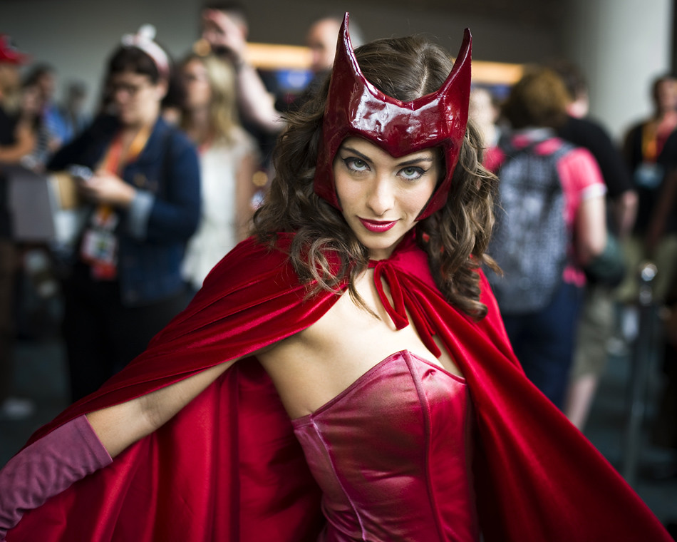 Comic-Con 2012 – Scarlet Witch | To see the complete San ...