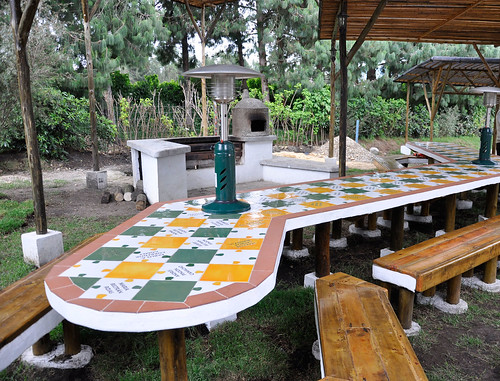 Mesa bbq casa de campo subachoque cundinamarca decorado flickr - Casa del barbecue ...