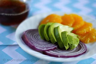 Avocado Salad Ingredients 2 | by Mamalatinatips