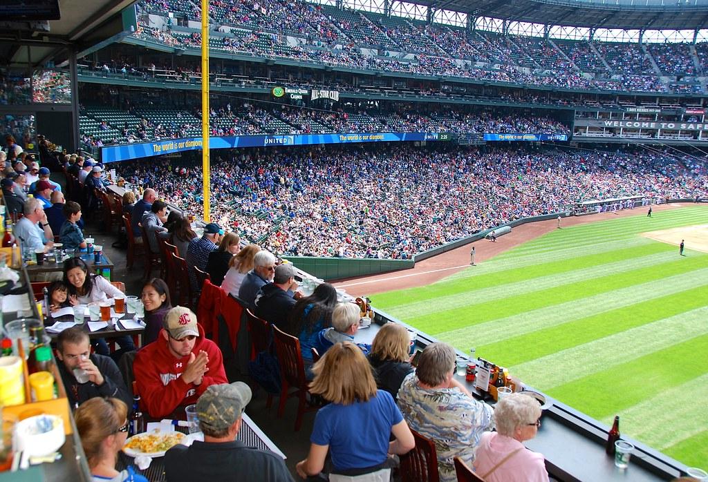 Hit It Here Cafe | July 15, 2012 Safeco Field Seattle, WA ...