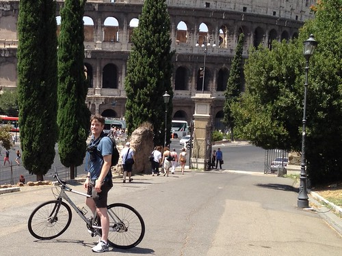 Biking around Rome | by deerkoski